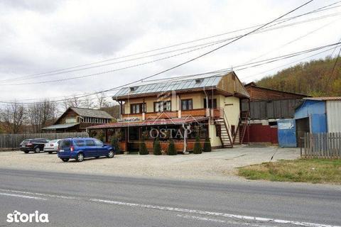 Buhuși-stradal-afacere la cheie-bar-terasă-pensiune-spălătorie aut