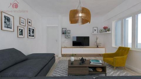 Apartament 3 camere cu rate la dezvoltator
