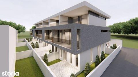 Casa 4 cam, 3bai, 130mp utili, terasa 30mp, Safirului Prel. Ghencea