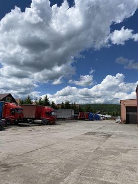 Parcare cu plata Camioane,Autocare -Fagaras