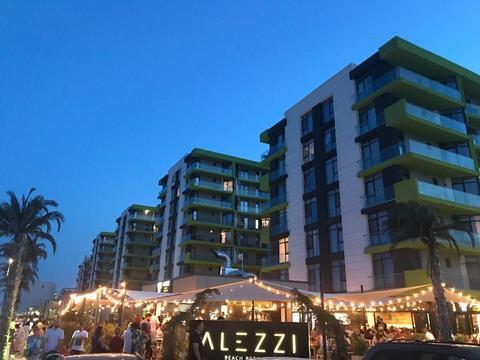 Riviera Mamaia Nord-STUDIO LUX Alezzi Beach Resort